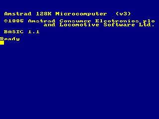Emulador Amstrad