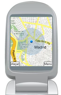 Mi ubicación (beta)