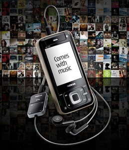 Nokia y musica