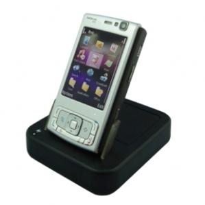 Estación USB para cargar y sincronizar Nokia N95 8GB.