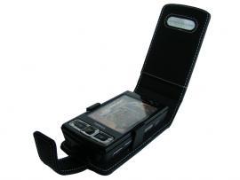 Funda de aluminio y piel para el Nokia N95 8GB