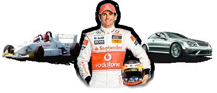 Pedro de la Rosa y Vodafone