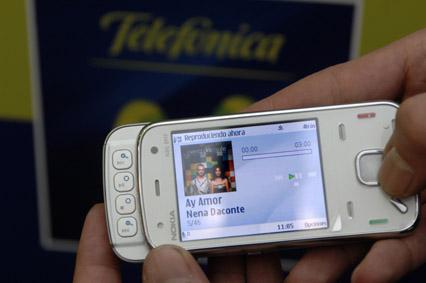 nokia y telef nica lanzan nokia n86 8mp comes with music