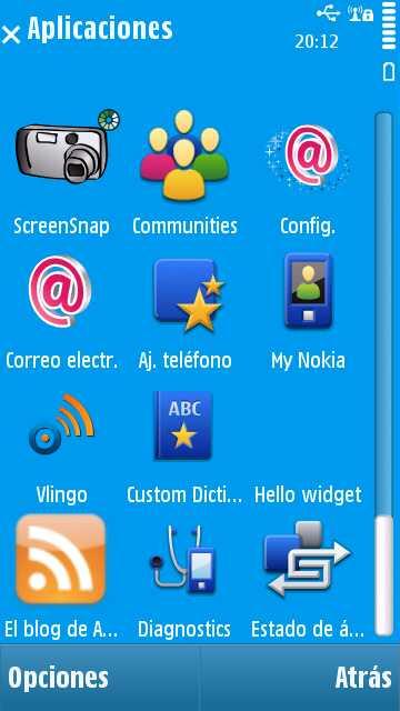 Estado de ánimo Nokia Feel