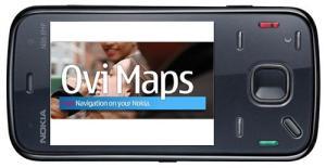 Nokia N86 y OVI MAPS