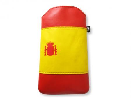 Funda protectora con la bandera Española