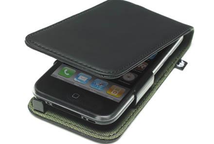 Funda para Applei Phone 3GS de piel reciclada de Proporta