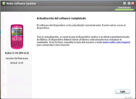 download nokia c3 software update 8.70