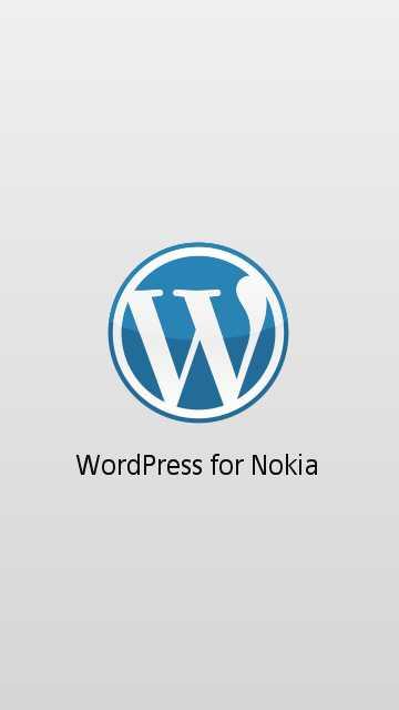 Wordpress para Nokia 0