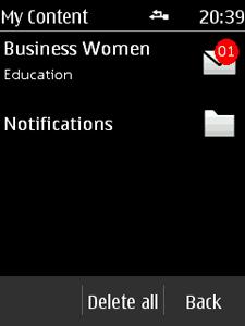 Business Woman II