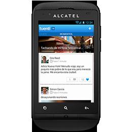 Alcatel OT918